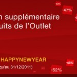 Promotion Sony : 10 % de réduction sur tout le Sony Outlet !